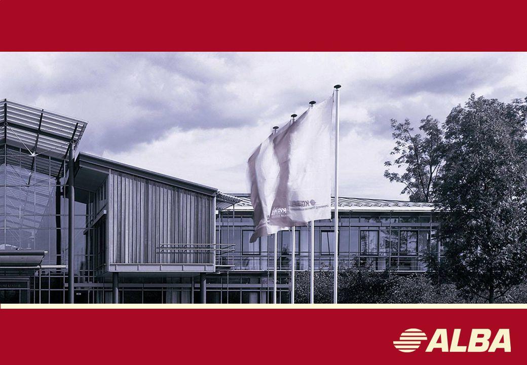 Seite 2 ALBA BauProjektManagement GmbH Betreute Projekte: Jüdisches Zentrum München Telekom Center München MAC Münchener Flughafen Betreute Projekte Controlling: Haspa Hanse Center Hamburg Allianz Arena München Lenbach Gärten München Dr.