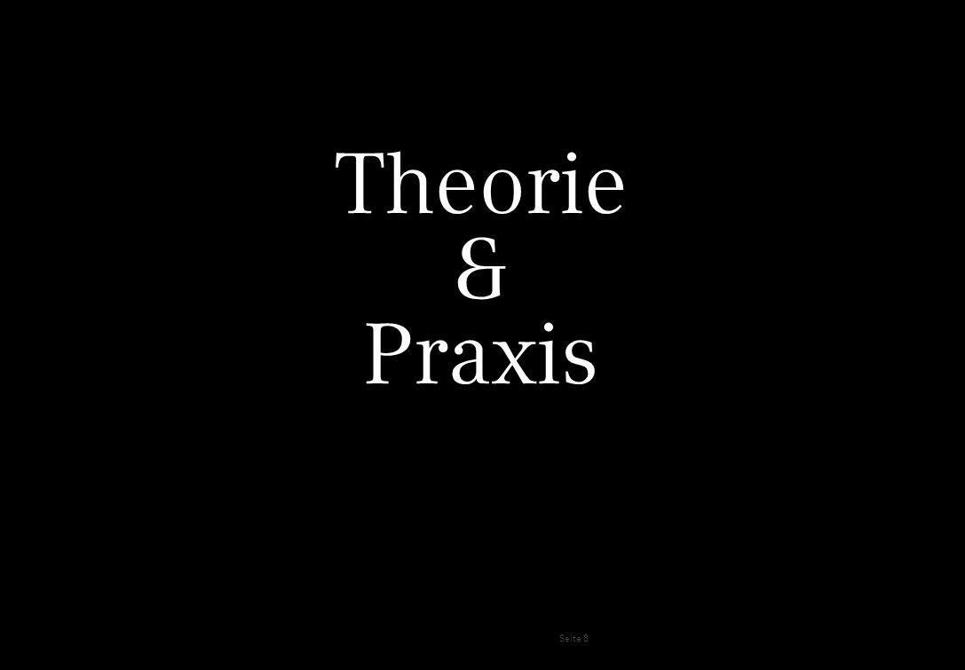 Seite 8 Theorie & Praxis