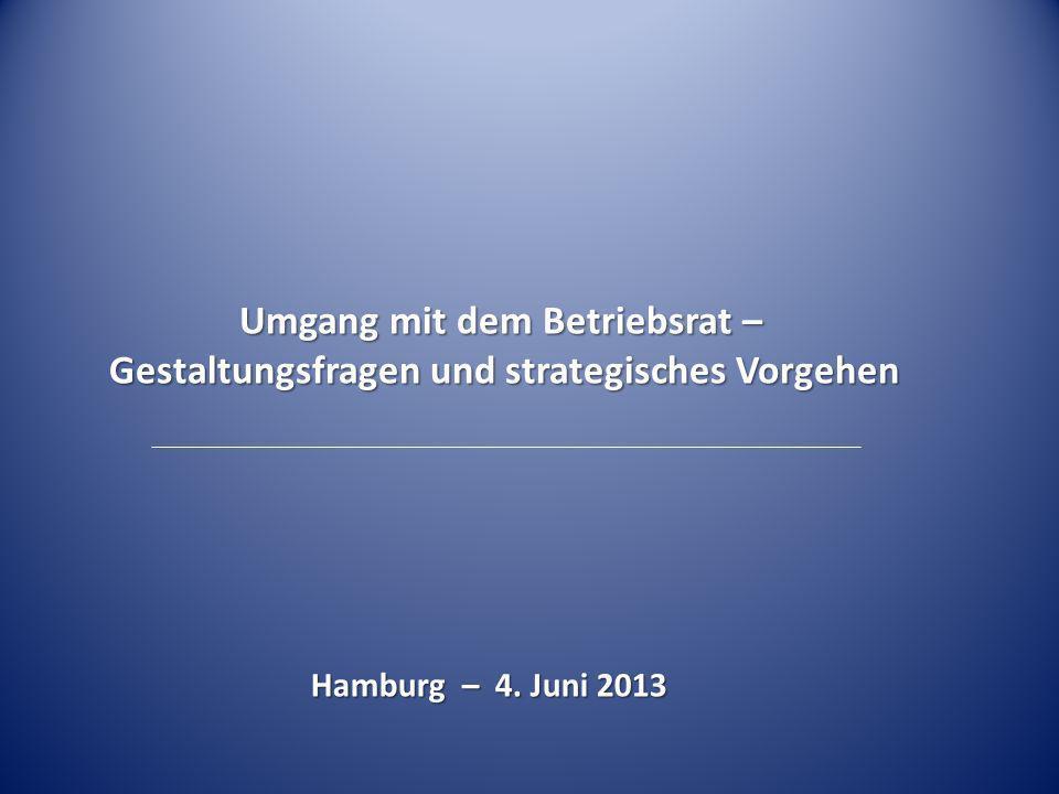 III. Grundsätze und Praxis der Zusammenarbeit