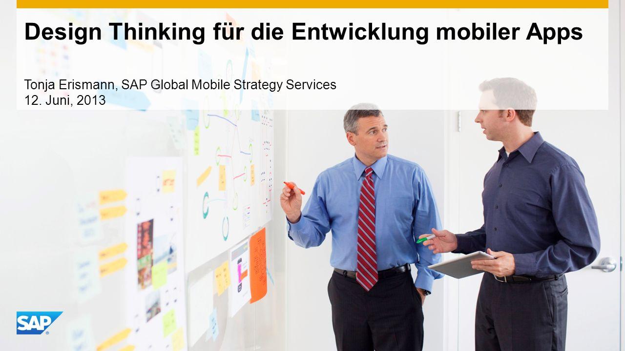 Agenda 1.Mobile Innovation als Teil einer holistischen Strategie 2.