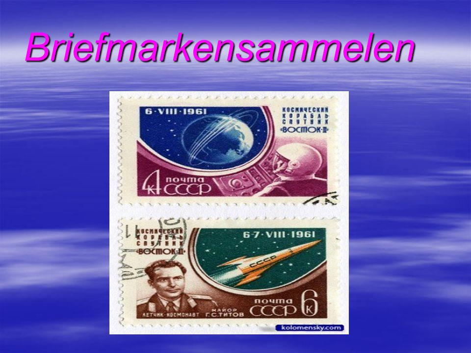 Briefmarkensammelen