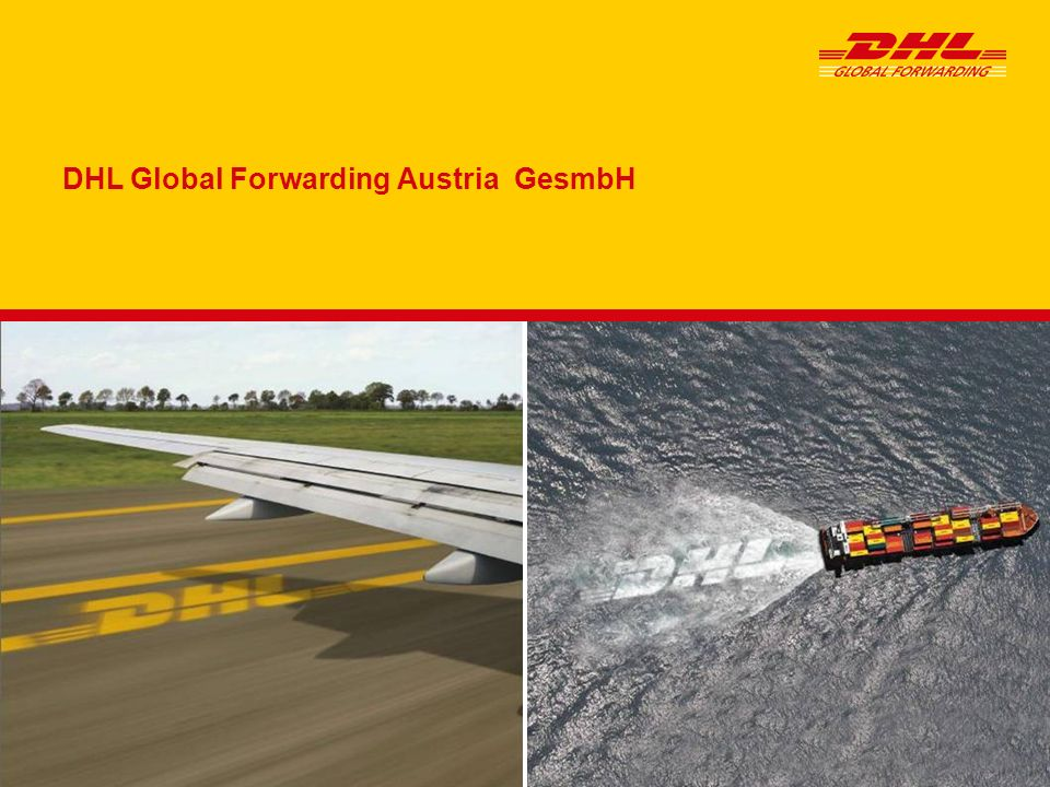 DHL Global Forwarding Austria GesmbH