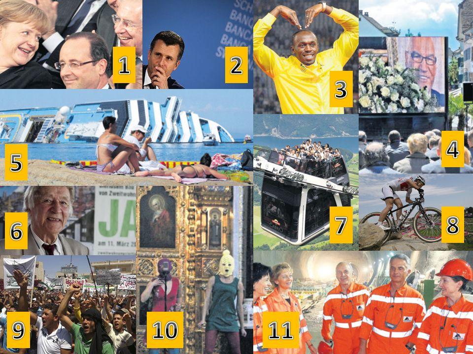 Der Bundesrat will eine zweite Gotthardröhre.