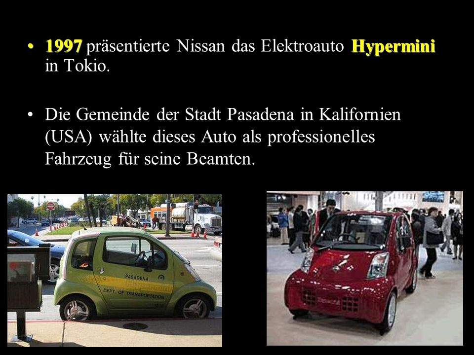 All diese Autos!