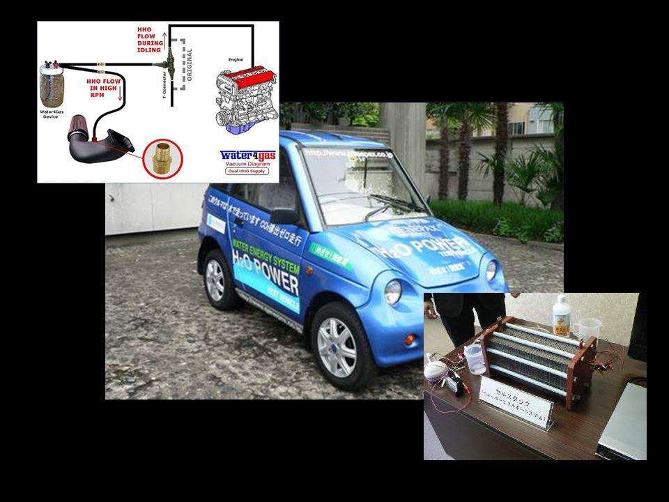 Letztes Jahr wurde der Öffentlichkeit der Genepax präsentiert. Hierbei handelt es sich um das einzige Auto, das mit Wasserdampf betrieben wird. Ja, Si