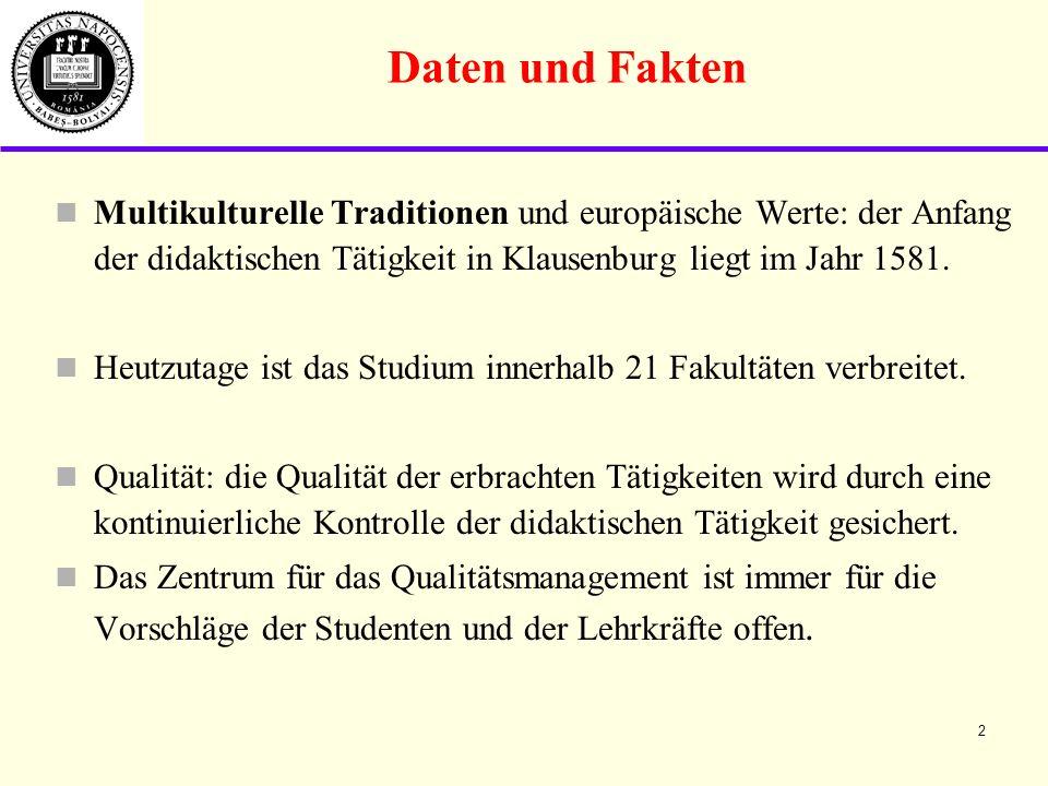 Internationale Kooperationen des Studiengangs (II) 2.