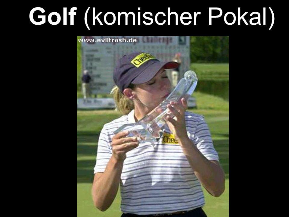 Golf (komischer Pokal)
