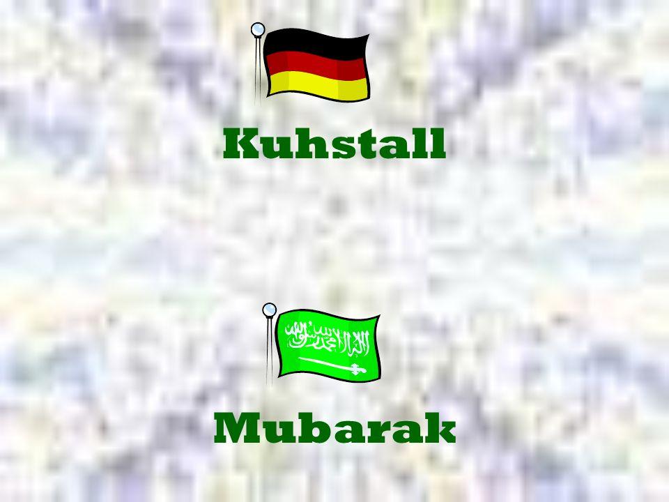 Mubarak Kuhstall