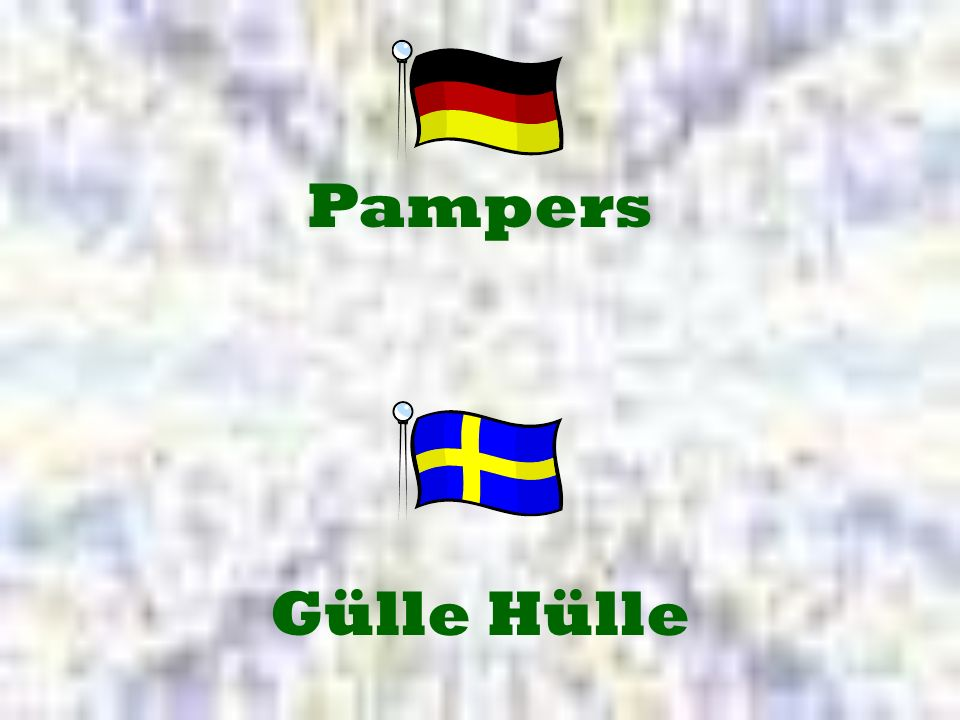 Gülle Hülle Pampers