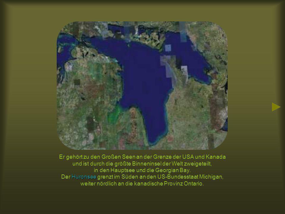 Neben dem Großen Sklavensee und dem Winnipegsee gehört dieser See zu den größten Kanadas.
