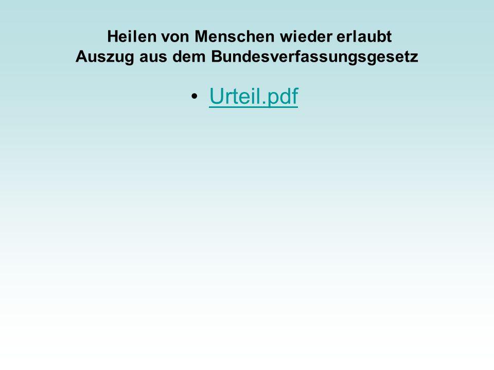 Infos zur Behandlung http://www.Reikiheiler.de http://www.DGH-eV.de Reikiheiler@T-Online.de
