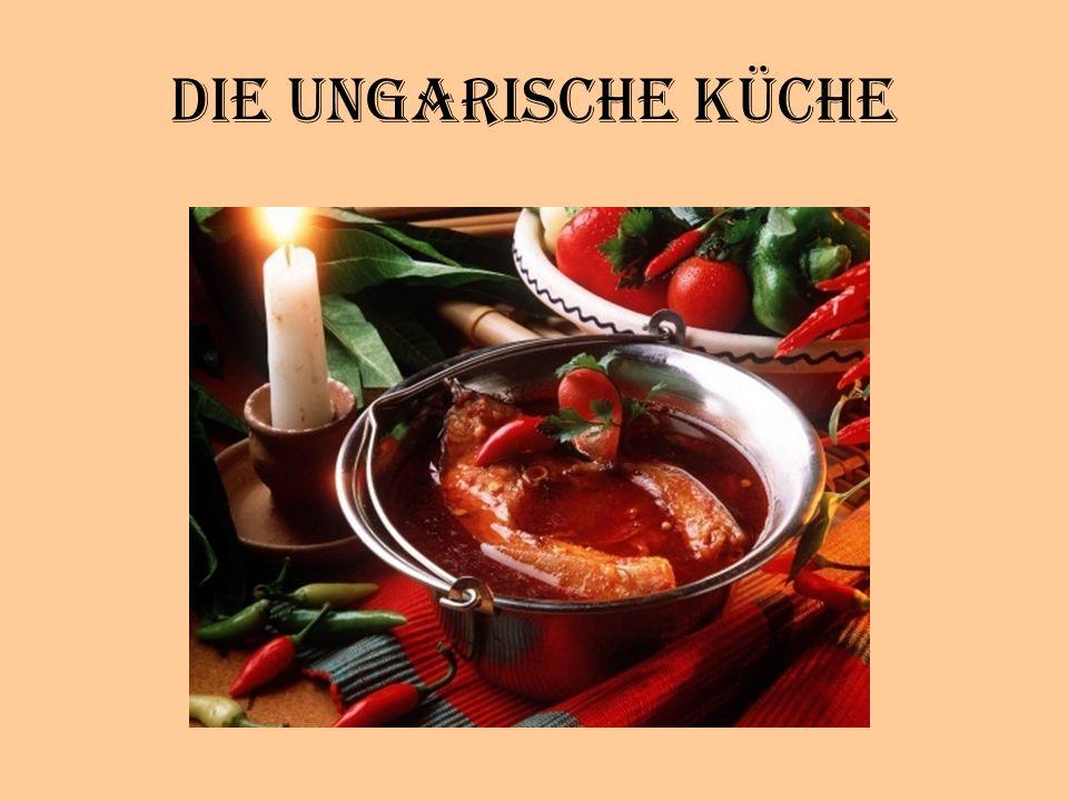 Die ungarische Küche