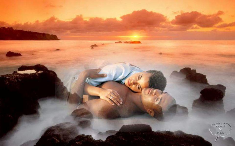 Romantik ist das Licht, das die Dunkelheit der Einsamkeit erhellt.