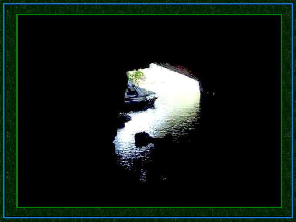 Deer CaveMalaysia Bei einem Maß von 200 m Höhe und 150 m Breite, ist diese neue Höhle fast doppelt so groß wie der aktuelle Rekordhalter, die Deer Cav