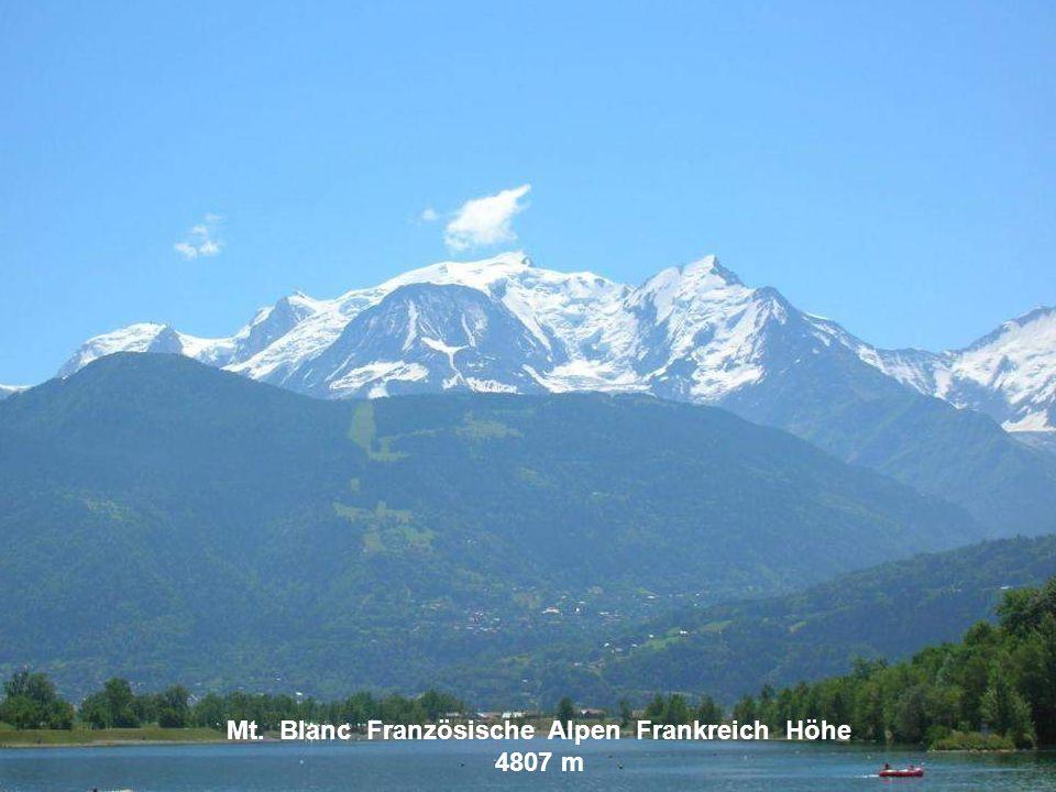 Matterhorn Schweizer Alpen Höhe 4481 m