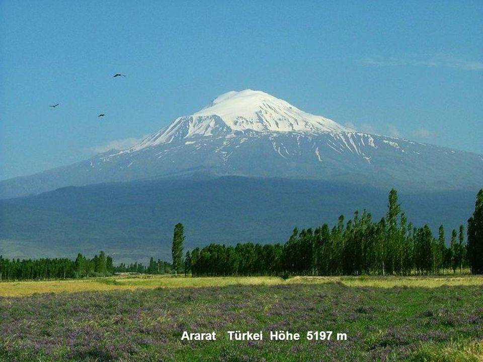 Olymp Griechenland Höhe 2917 m