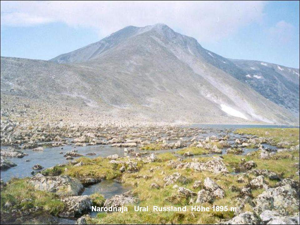 Elbrus Kaukasus Russland Höhe 5642 m