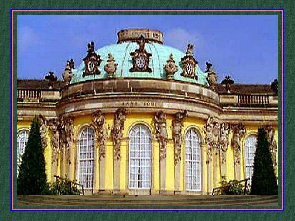 Hier beenden wir nun unseren Rundgang durch Potsdams Schlösser und Gärten.
