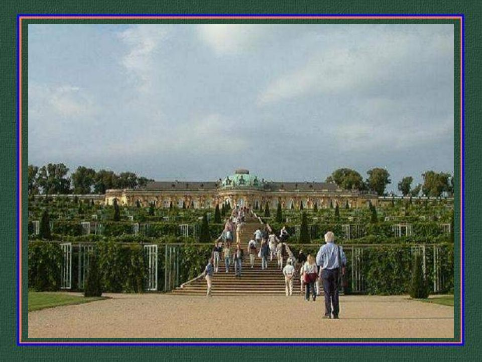 Der Flatoturm in Potsdam