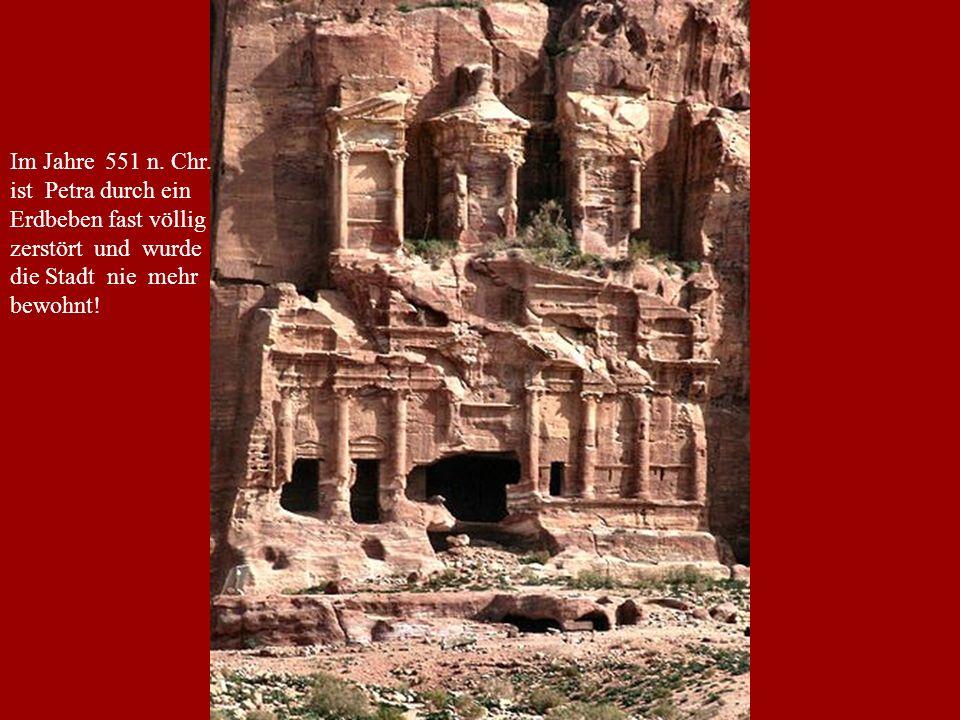 Im Jahre 551 n.Chr.