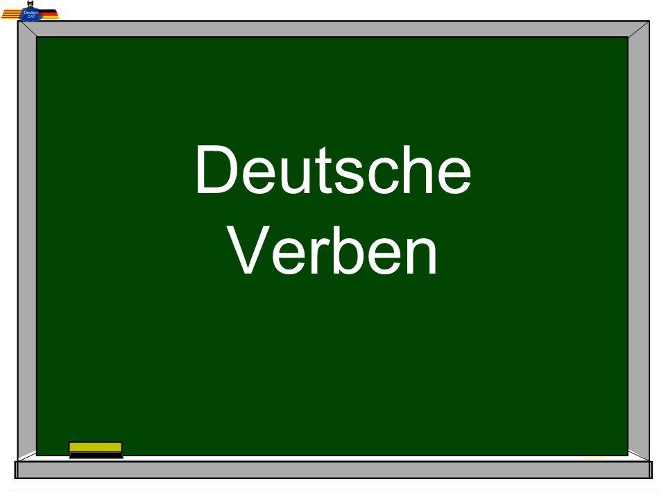 Personal Pronouns ich iI er/sie/es he/she/it wir we ihr you pl. sie/Sie they/you formal du you