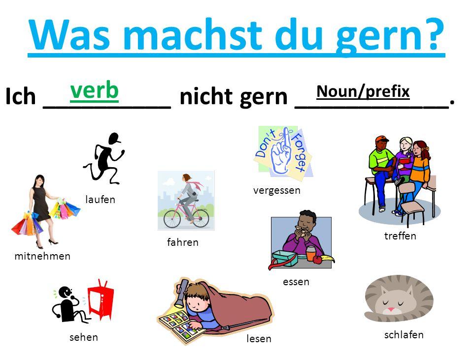Finden.1.Wie findest du Deutsch.