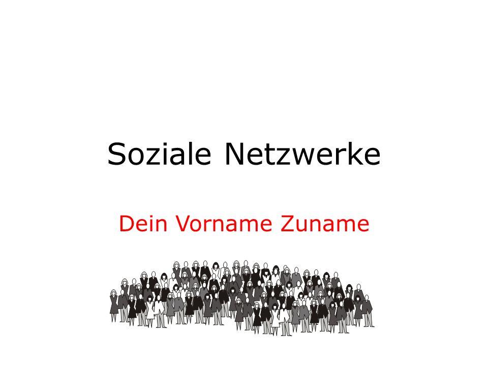 Definition Soziale Netzwerke Sind Netzgemeinschaften bzw.
