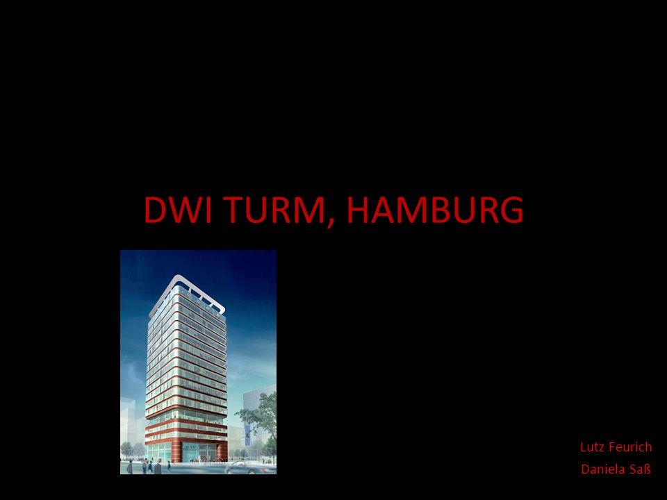 DWI TURM, HAMBURG Lutz Feurich Daniela Saß