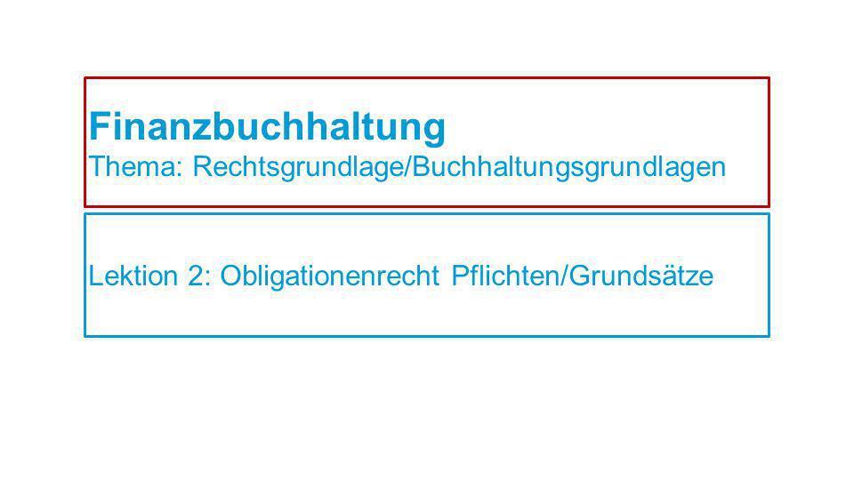 2 OR Rechnungslegungsrecht Am 23.