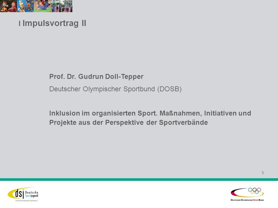 l Impulsvortrag II 5 Prof. Dr.