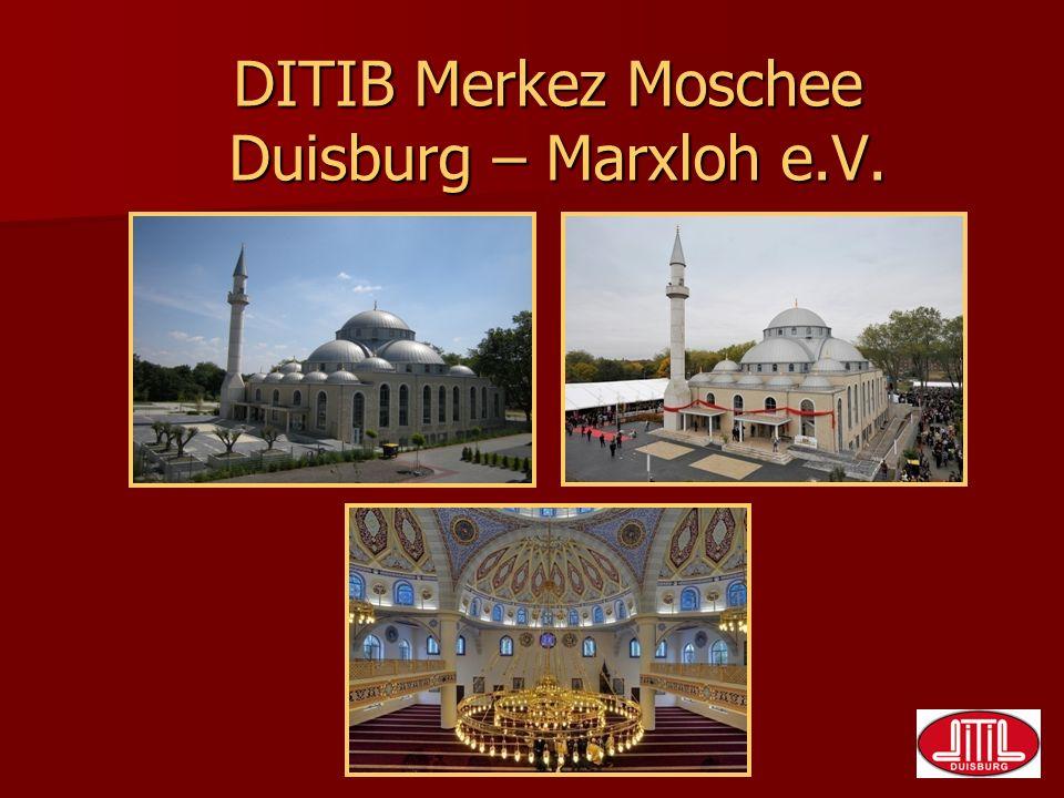 DITIB Merkez Moschee Duisburg – Marxloh e.V.
