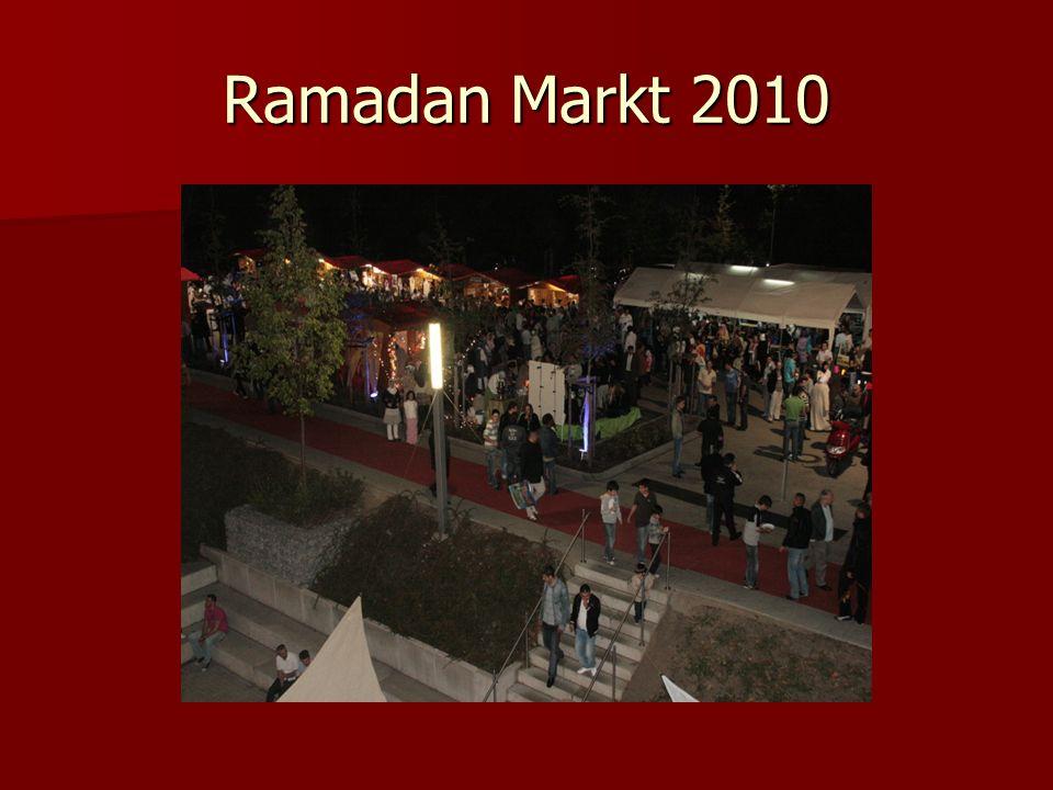 Ramadan Markt 2010