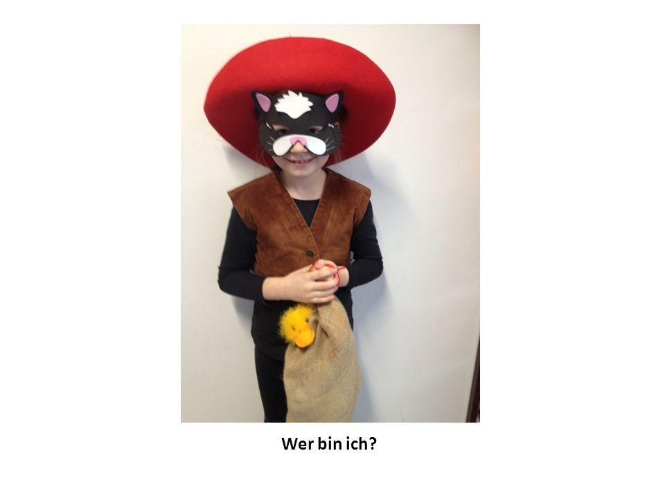 Wer bin ich?