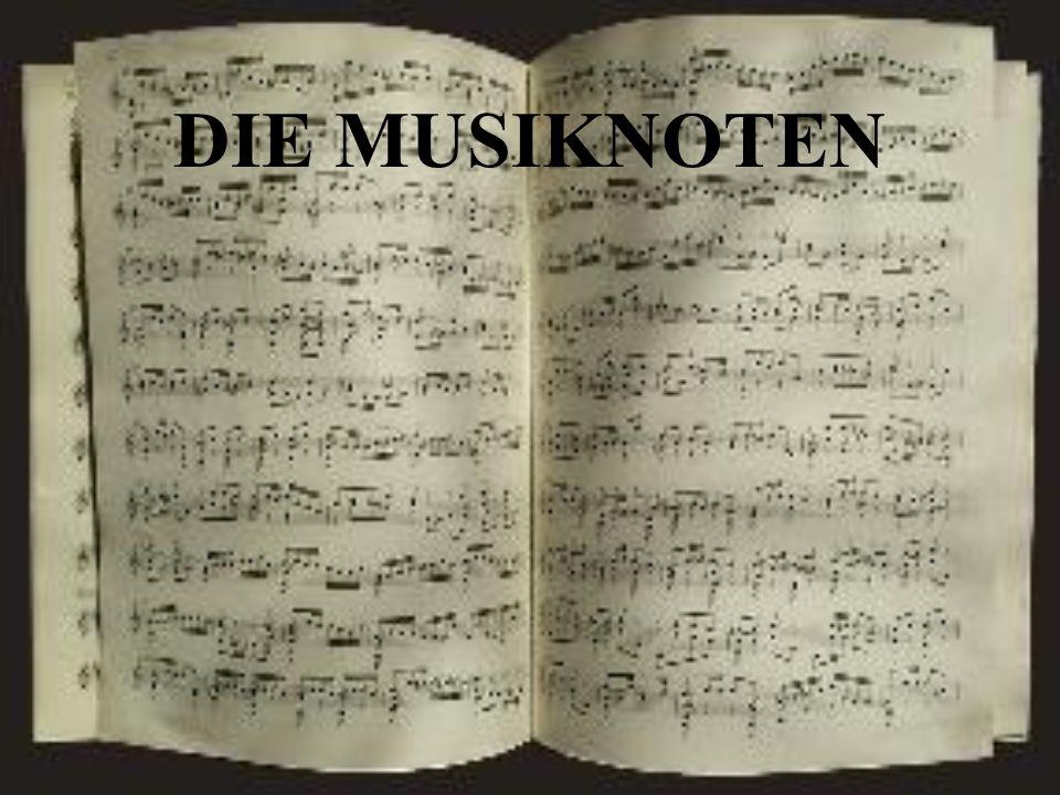 Die Notenschlüssel Violinschlüssel Bassschlüssel