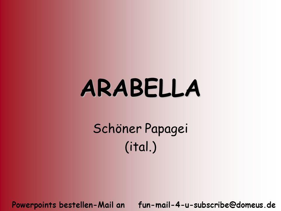 Powerpoints bestellen-Mail an fun-mail-4-u-subscribe@domeus.de DAWAMMAHADDA Glatze (arab.)