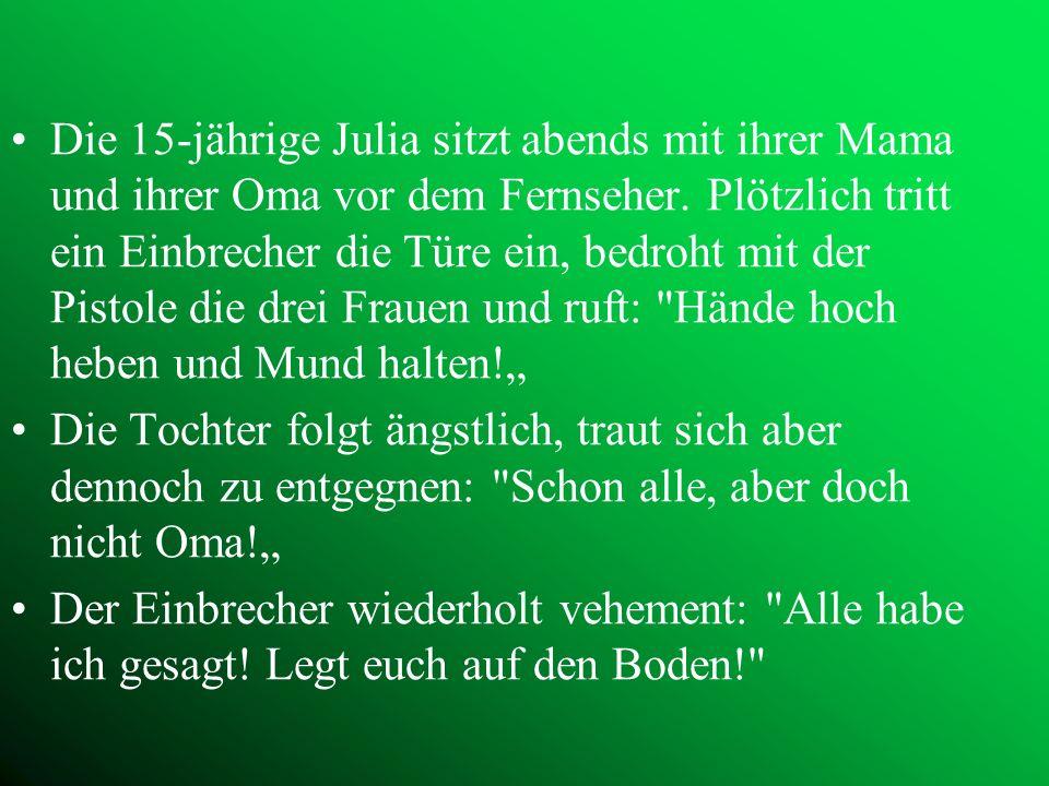 Powerpoints bestellen . sende eine Mail an : fun-mail-4-u-subscribe@domeus.de Einbrecher...