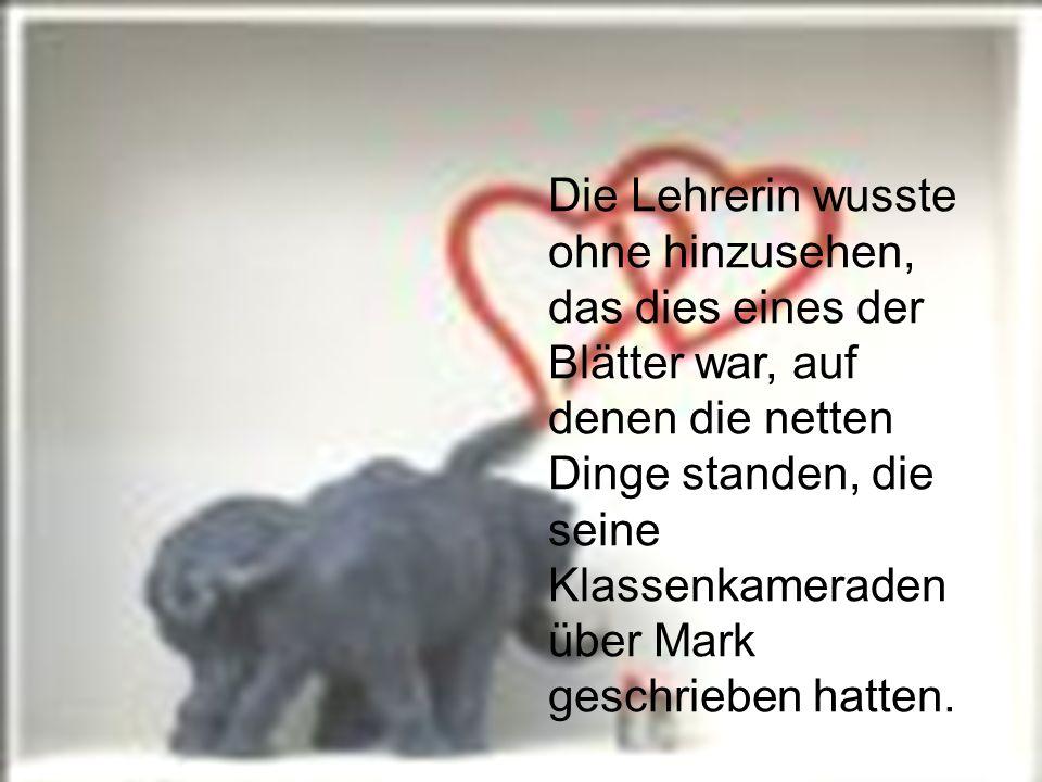 Powerpoints bestellen-Mail an fun-mail-4-u-subscribe@domeus.de Die Lehrerin wusste ohne hinzusehen, das dies eines der Blätter war, auf denen die nett