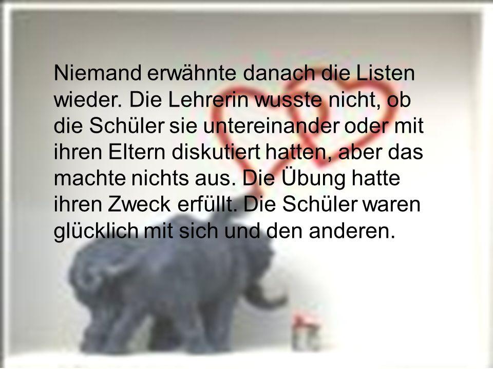 Powerpoints bestellen-Mail an fun-mail-4-u-subscribe@domeus.de Die Lehrerin war so gerührt, dass sie sich setzen musste und weinte.