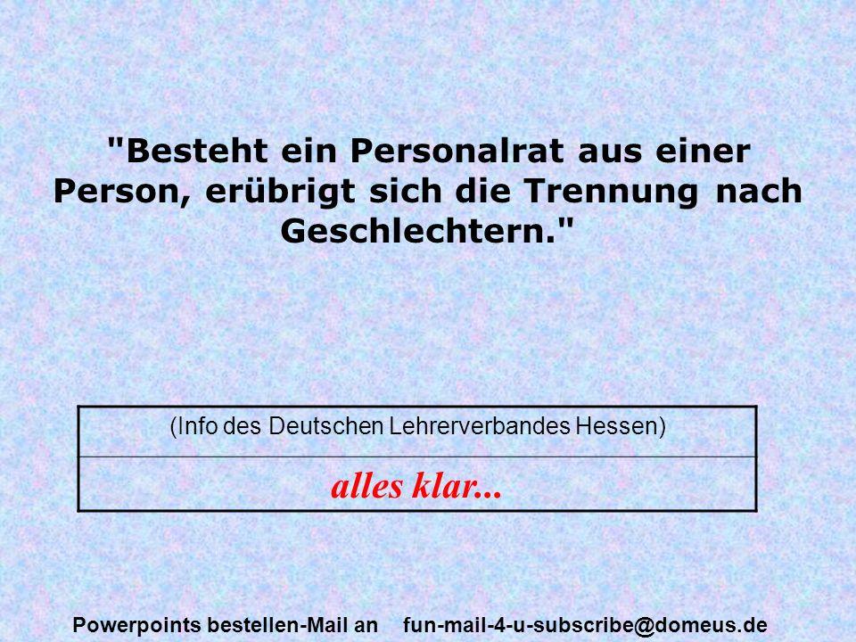 Powerpoints bestellen-Mail an fun-mail-4-u-subscribe@domeus.de Eine einmalige Zahlung wird für jeden Berechtigten nur einmal gewährt. (Gesetz über die Anpassung von Versorgungsbezügen) ?.