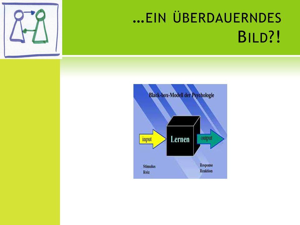 A LLTAGSTAUGLICHKEIT Fachliches Lernen (programmierter Unterricht) Beziehungslernen/soziales Lernen primäre Verstärker (z.B.
