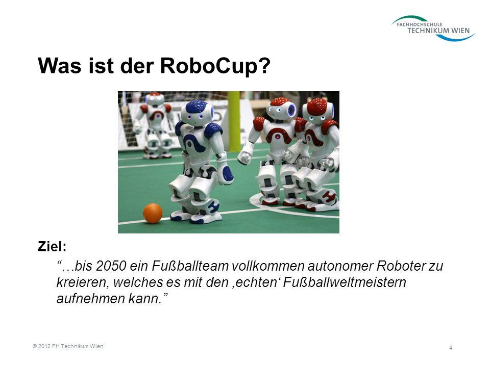 Was ist der RoboCup.