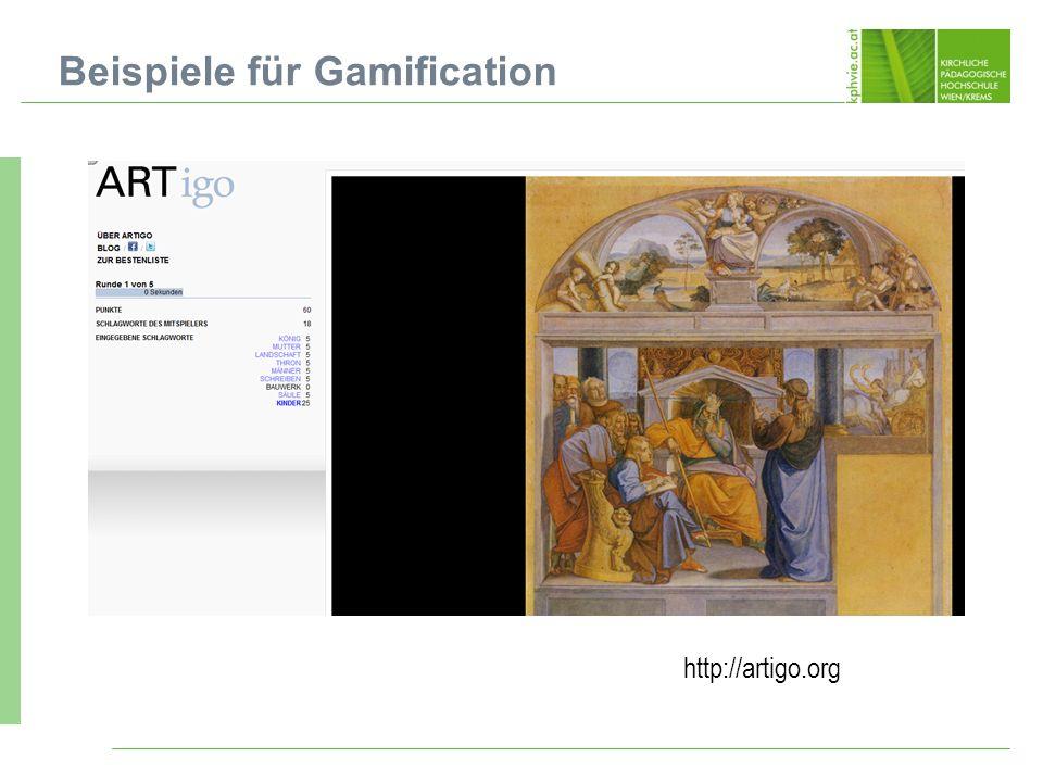 Fold it Beispiele für Gamification http://fold.it