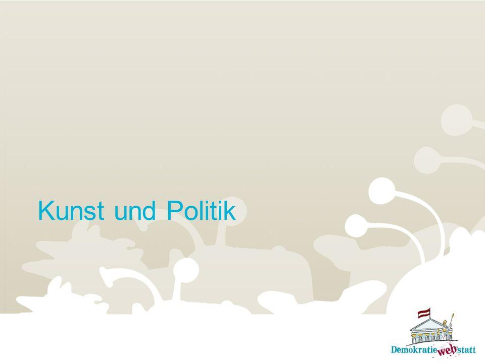Kunst und Politik