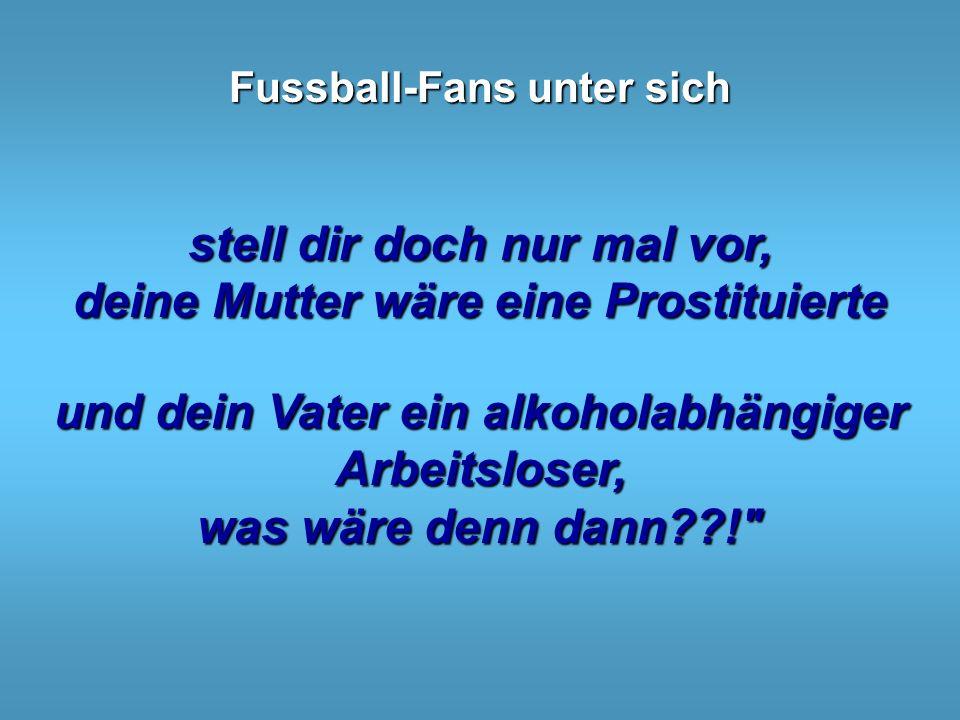 Fussball-Fans unter sich Beide sind natürlich FCB-Fans, Beide sind natürlich FCB-Fans, also bin ich es auch!