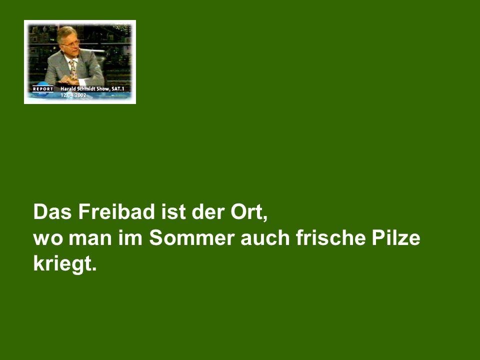 und ich meine, kann sich das der durchschnittliche deutsche Mann überhaupt noch leisten? Es sind ja nicht nur die 300 Euro, es ist ja auch noch der Fl
