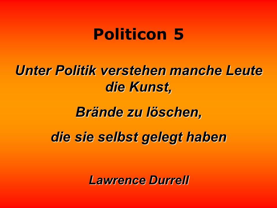 Politicon 5 Tiger sind für Menschen ungefährlicher als Politiker. Bernhard Grzimek