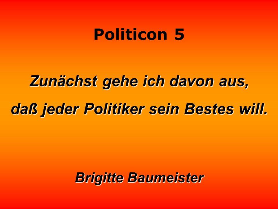 Politicon 5 Wie vorsichtig man mit unserer Sprache sein muß, zeigen die unterschiedlichen Bewertungen der Wörter, Ende'' und, Schluß''. Kriegsende - F