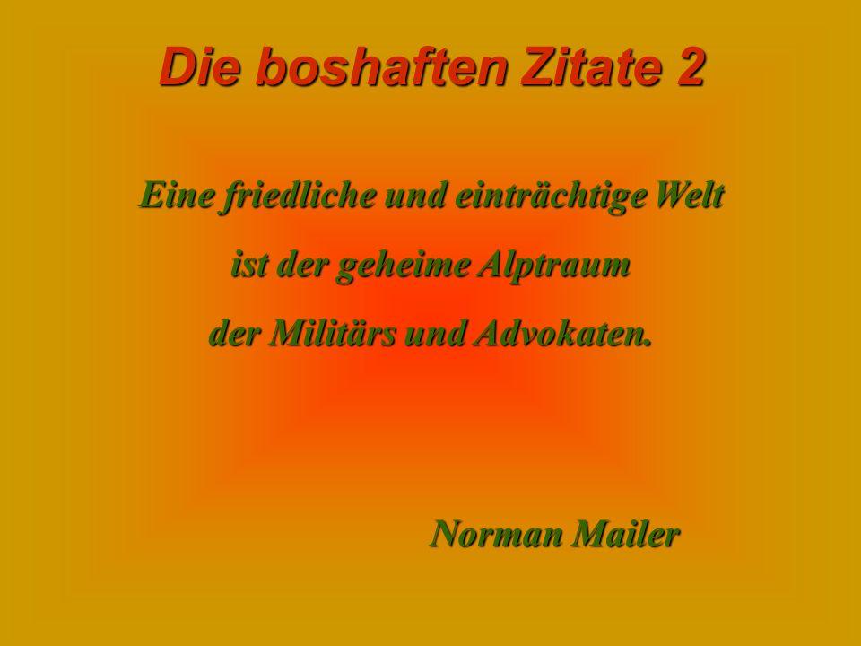 Die boshaften Zitate 2 Man sollte einen Kritiker nie für den Mörder halten. Er stellt nur den Totenschein aus. Marcel Reich-Ranicki