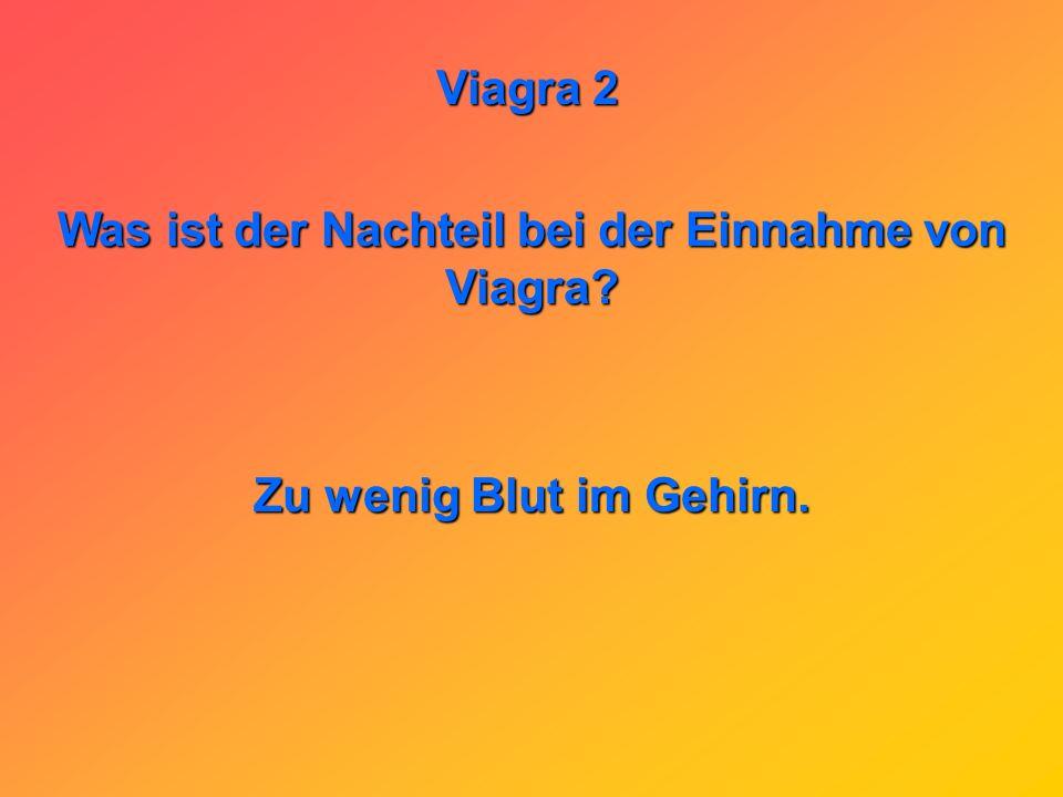 Viagra 2 Das erste mit Hilfe von Viagra gezeugte Baby ist geboren worden. Es konnte bei der Geburt schon stehen.