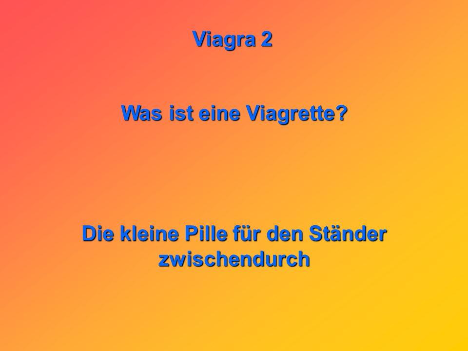 Viagra 2 Zwei Penise unterhalten sich: